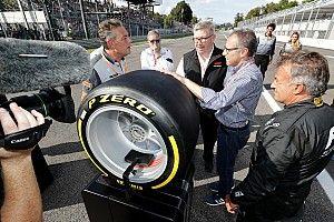A Pirelli újraindítja a 2022-es 18 colos F1-es kerekek gyári tesztelését