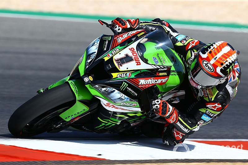Portimao WSBK: Rea quickest in Friday practice