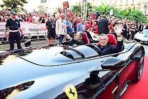 Alesi: Amikor Leclerc megelőzte Vettelt Bahreinben, csak mosolyogni tudtam