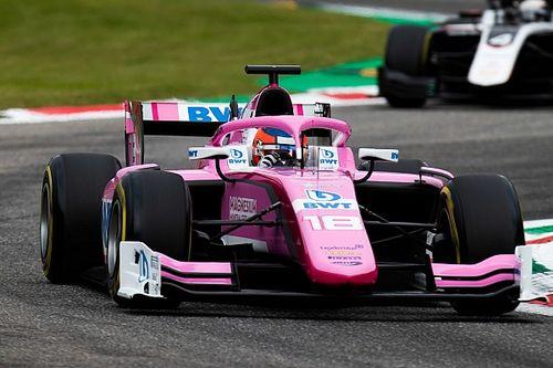 """Arden en piste à Monza : """"C'est ce qu'Anthoine aurait voulu"""""""