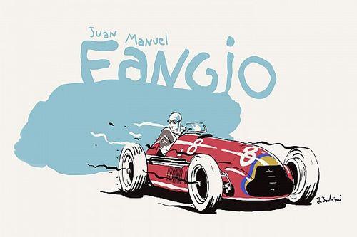 Sucedió un 28 de octubre: el primer campeonato de Fangio en F1