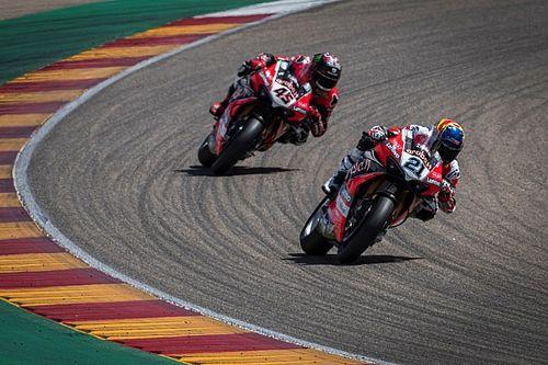 SBK: Ducati, si riparte da Aragon con grandi ambizioni