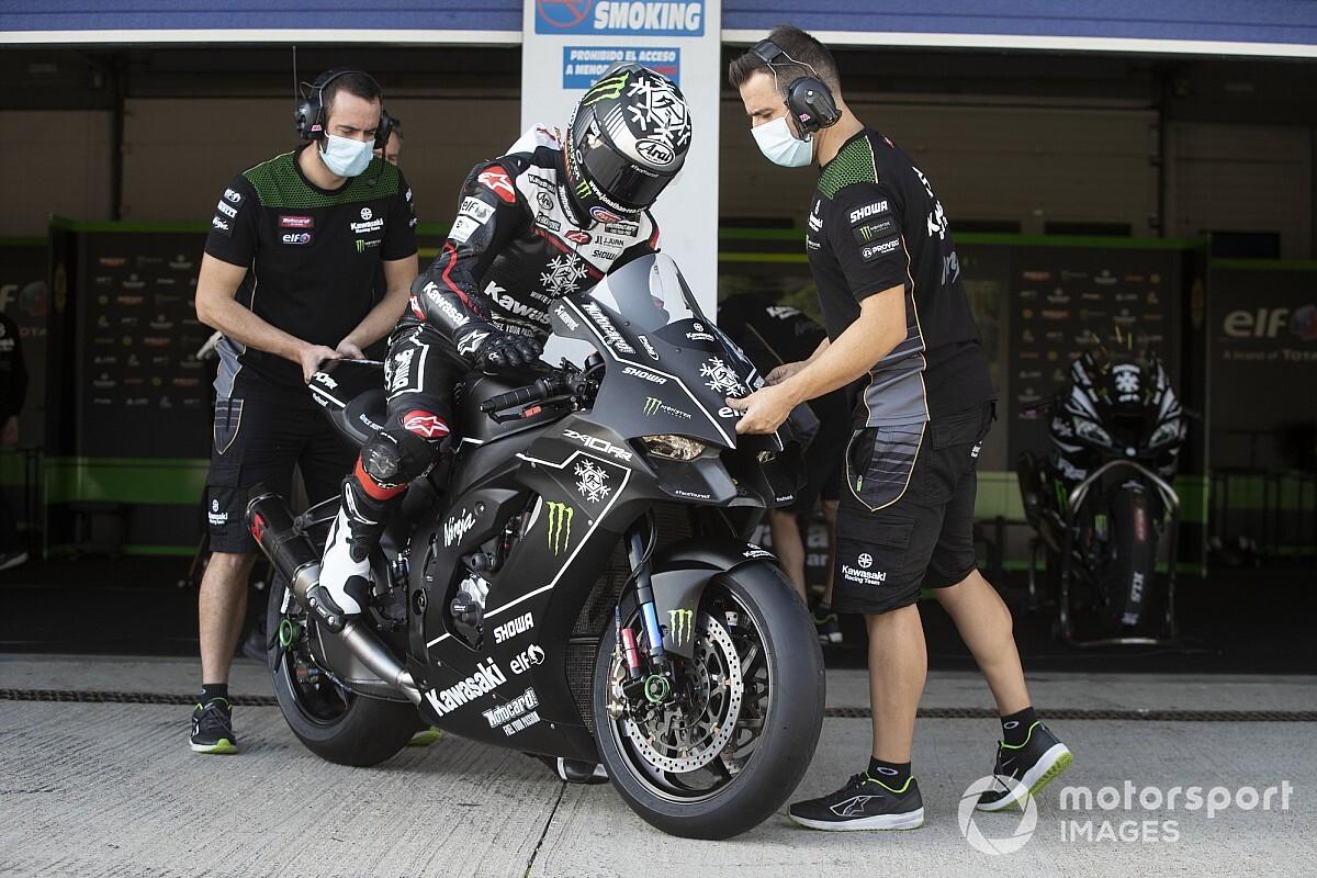 """Bautista: """"Para Kawasaki el WorldSBK es como MotoGP"""""""