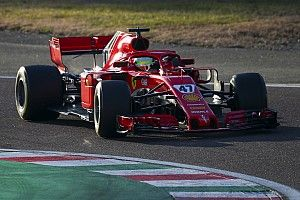 Mick Schumacher logs extra F1 miles with Ferrari test run