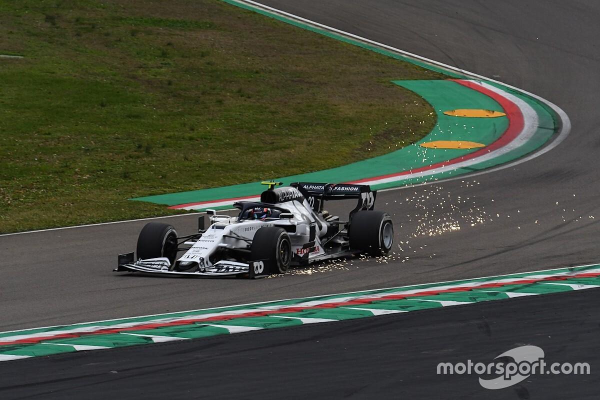 """F1, Tsunoda: """"Darò subito tutto, non ho paura di sbagliare"""""""