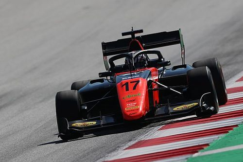MP Motorsport confirms Verschoor for Bahrain F2 round
