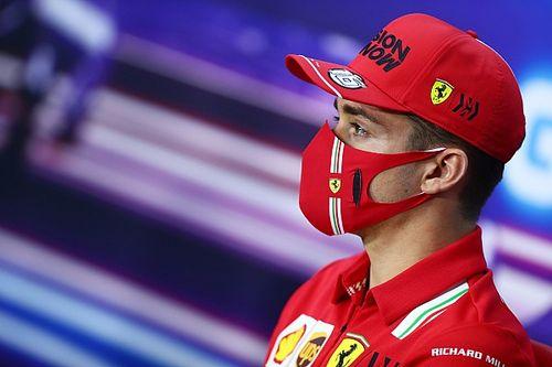 Леклер: Уже хочу продлить контракт с Ferrari