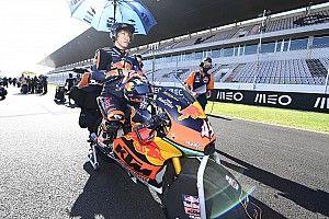 Tetsuta Nagashima ne courra pas en 2021