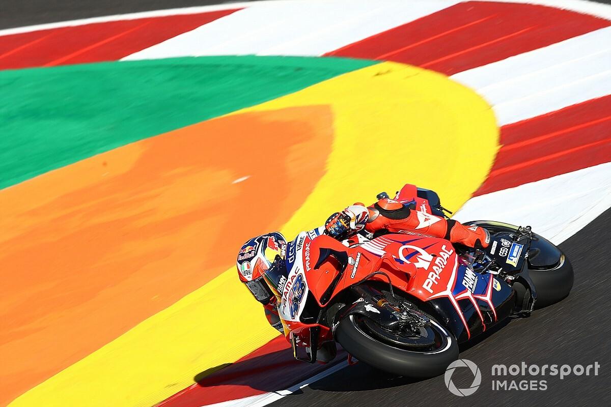 Miller, el más rápido del FP3 de MotoGP en Portugal