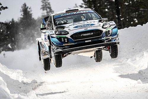 WRC hybrid move safeguards M-Sport's immediate future