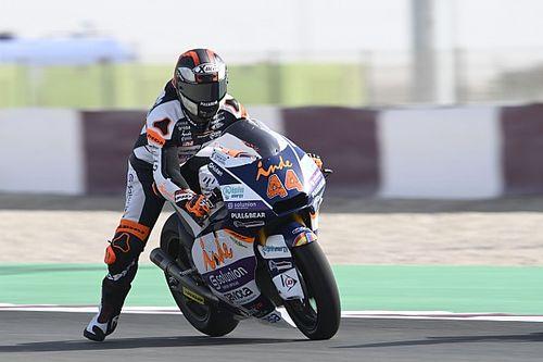 Moto2, Qatar, Libere 3: Canet comanda davanti a Roberts