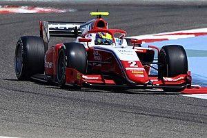 F2: Piastri triunfa en el caos de la segunda carrera en Bahrein