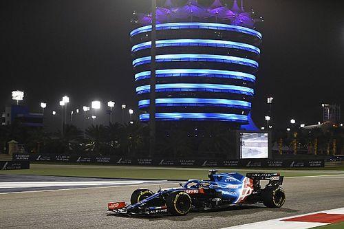 Así fue la primera clasificación de la F1 2021, en Bahrein