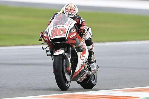 Valencia MotoGP: İlk antrenmanda Nakagami lider
