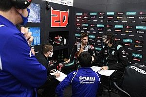 "Quartararo: ""Yamaha es muy irregular y Suzuki siempre está arriba"""