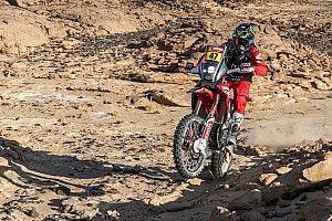 Dakar, Moto, Tappa 5: Kevin Benavides si prende la vetta
