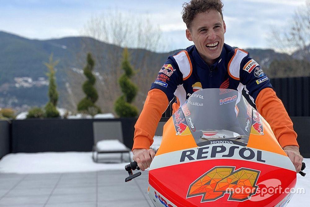 "Pol Espargaró: ""Sono in Honda anche per sfidare Marquez"""