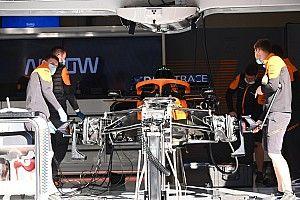 Fotos: los coches de F1 para el GP de Turquía, al desnudo