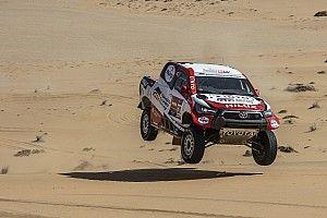 Raikkonen: Reli Dakar Sudah Tidak Menarik