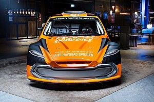 ROC adds electric RX2e car to new 2022 Sweden event