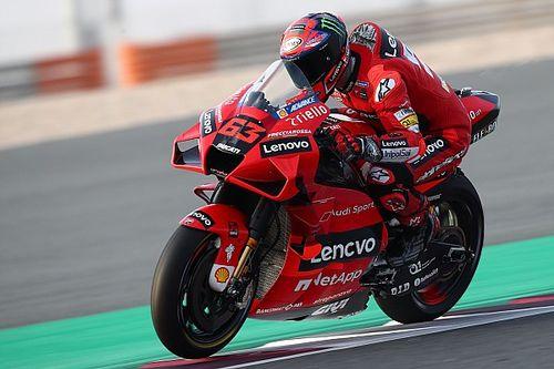 Bagnaia Tinggal Memilih Set-Up Ducati GP21