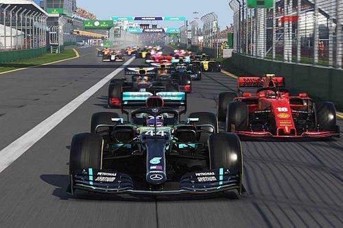 Büyük ödüllü DRL F1 Espor ligi başlıyor!