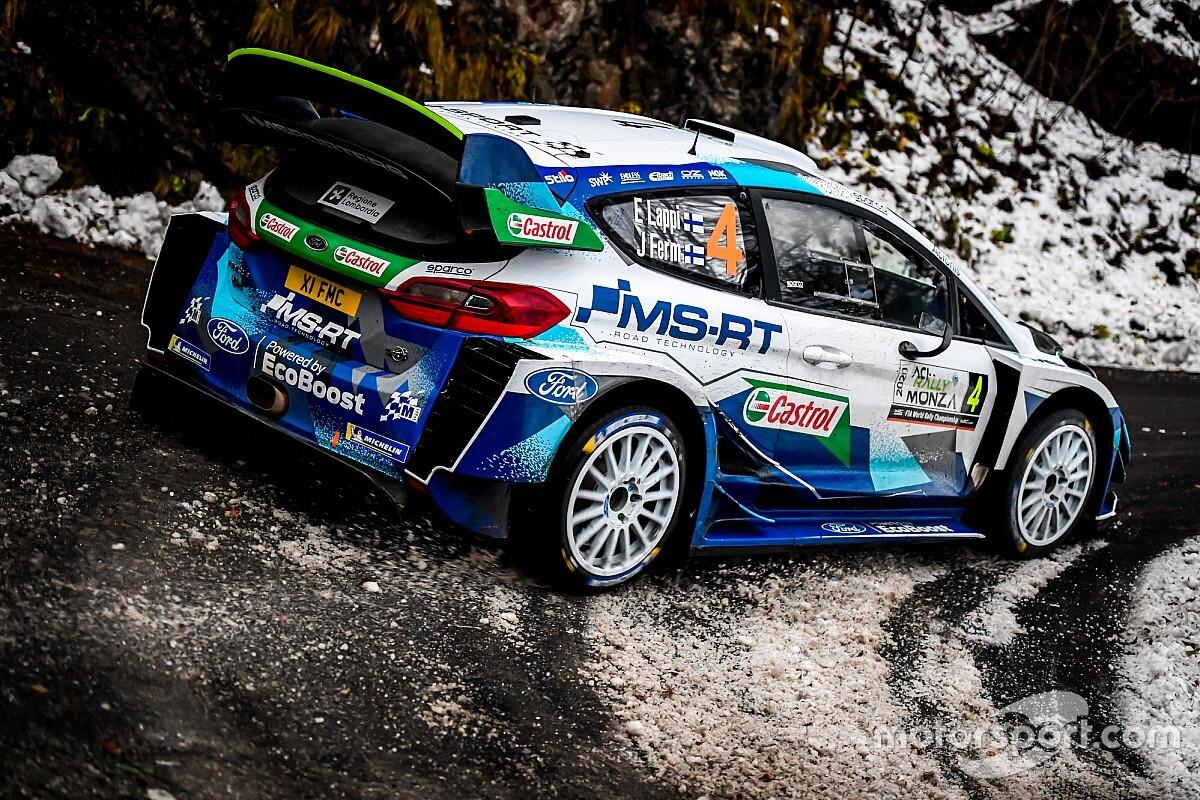 WRC, M-Sport: niente test fino al 2021. Anche Suninen è in bilico