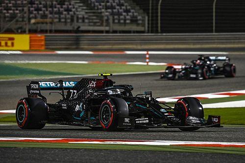 Mercedes: Bottas y Russell tienen libertad para correr en Sakhir