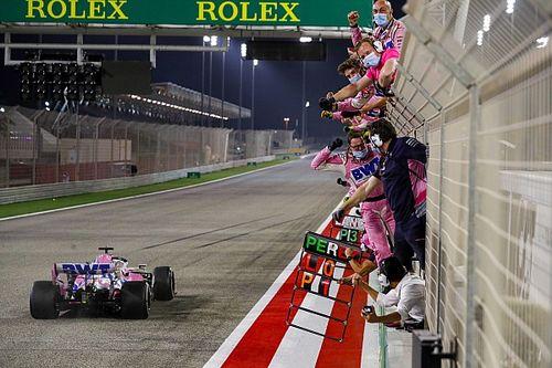 Las mejores fotos del apasionante GP de Sakhir de Fórmula 1