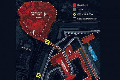 Özel haber: F1'i Abu Dhabi'de sıkı karantina şartları bekliyor