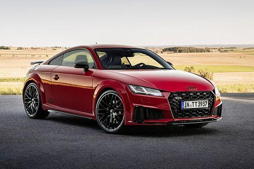 Audi TTS competition plus, quella grinta in più che non guasta