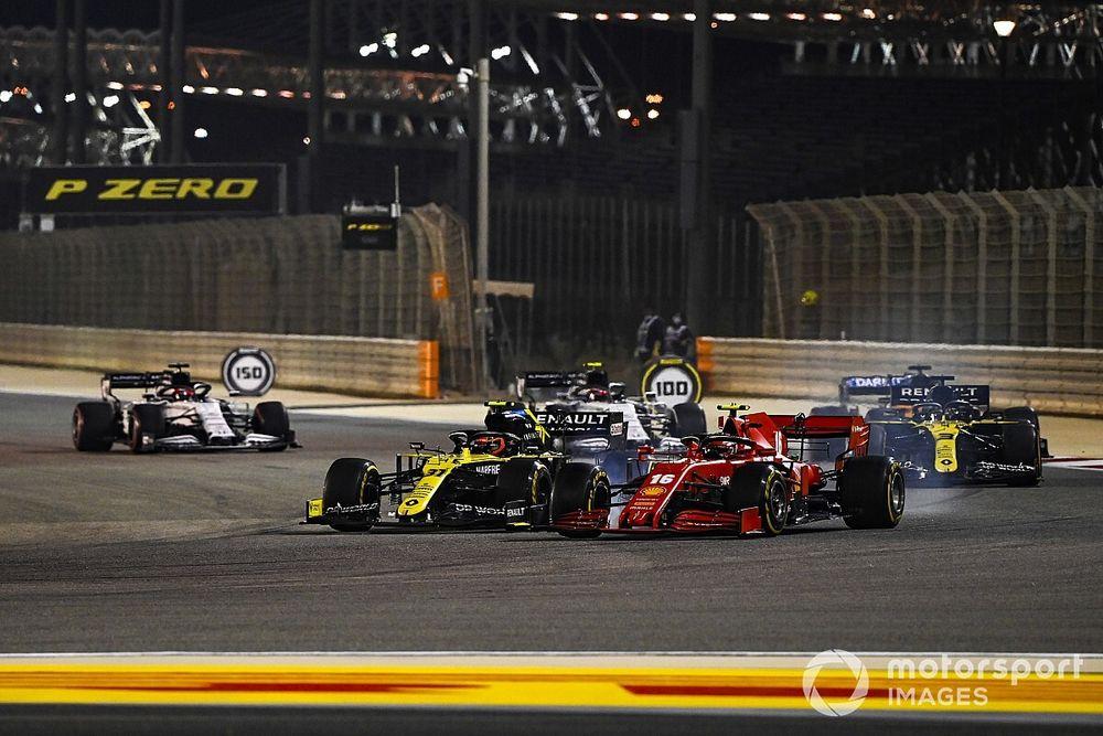 Les notes du Grand Prix de Bahreïn 2020
