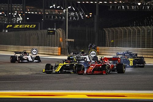 Les notes du Grand Prix de Bahreïn 2020
