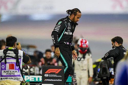 Mayoritas Fan Ingin Mercedes Ganti Hamilton dengan Russell