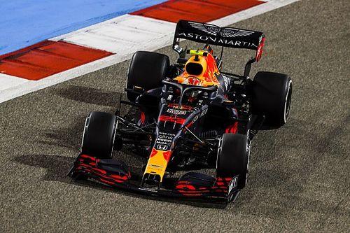 Red Bull to delay Albon decision until post-season