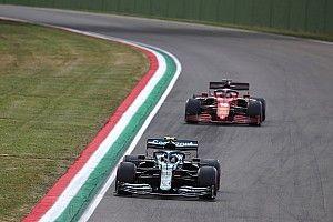 Weerbericht F1 Imola: Kans op regen in Emilia-Romagna GP afgenomen