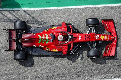 Leclerc: Ferrari heeft grote stap gezet, maar 2022 belangrijker