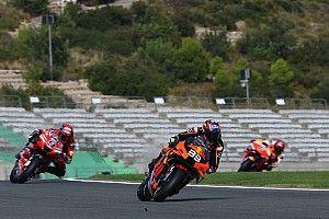 Dovizioso Tak Suka Kecepatan Binder di MotoGP Eropa