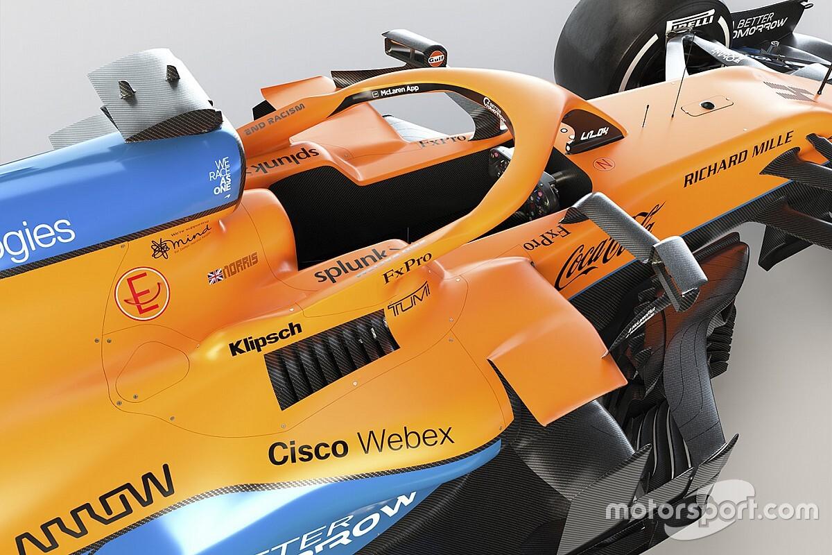 McLaren no tuvo problemas cuando probó el motor Mercedes