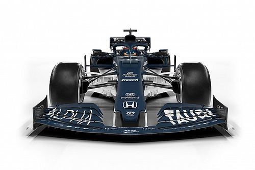 What AlphaTauri did (and didn't) reveal in new F1 car images