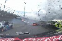 Victoria para McDowell en un cierre accidentado de las 500 millas de Daytona