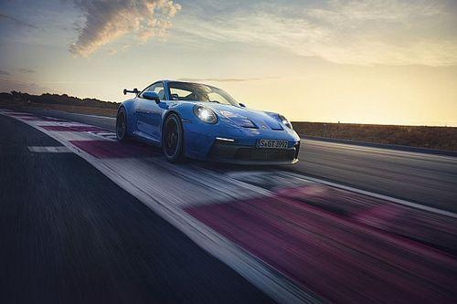 Porsche 911 GT3 2022 Resmi Dirilis