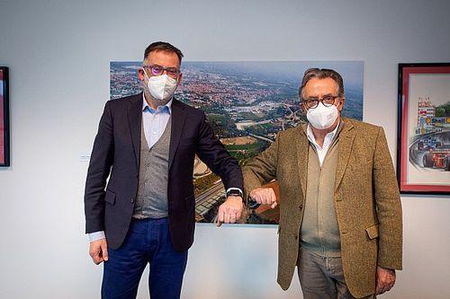 Imola: Pietro Benvenuti è il nuovo direttore dell'autodromo