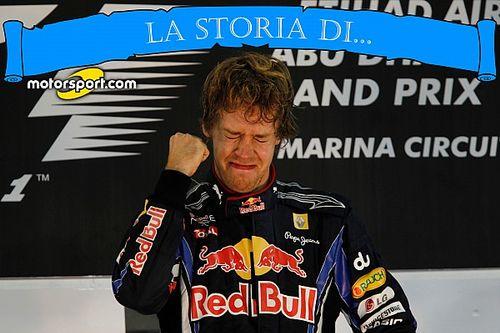 La storia di... Sebastian Vettel