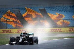 2020 sezonunda en iyi grid ortalamasını Hamilton yakaladı