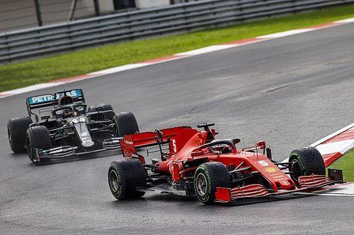 """Binotto est """"heureux"""" du résultat de Ferrari à Istanbul"""