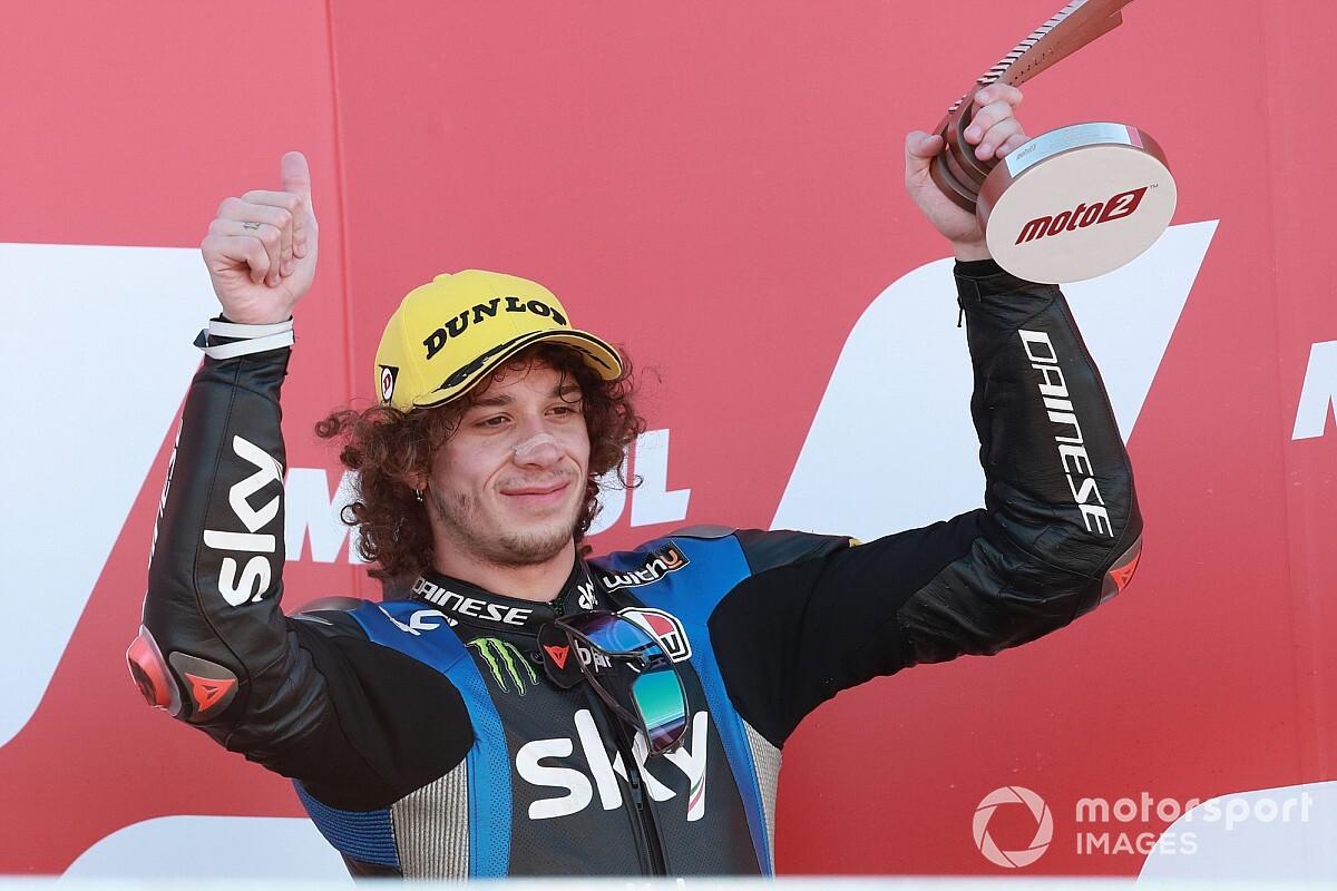 """Bezzecchi sloeg MotoGP-aanbod Aprilia af: """"Ze kwamen te laat"""""""