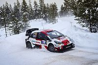 New Toyota Rally1 WRC car to commence testing by summer