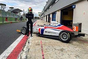15 éves magyar fiatal indul idén az olasz F4-ben