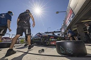 Fuel concerns prompted Sandown lap reduction